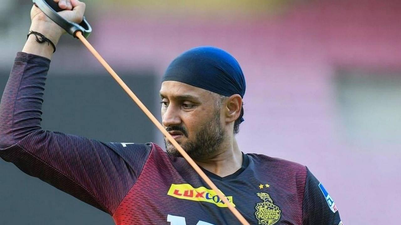 K Nagarkoti IPL 2021: Why is Harbhajan Singh not playing today's IPL 2021 match vs CSK?
