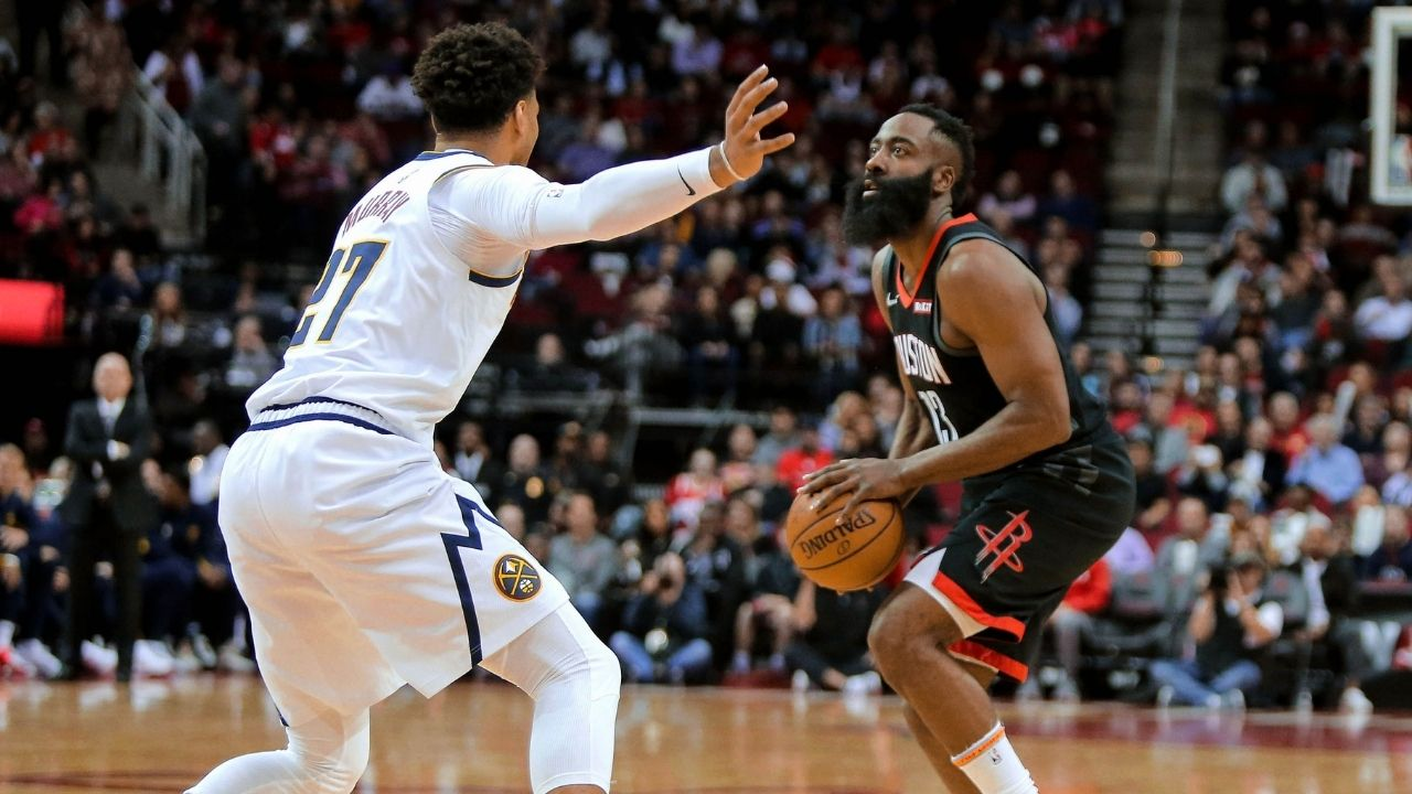 """Jamal Murray had more consequential playoff games in the bubble than James Harden in his career"": Zach Lowe roasts the Nets star while praising the injured Denver guard on the latest Lowe Post"