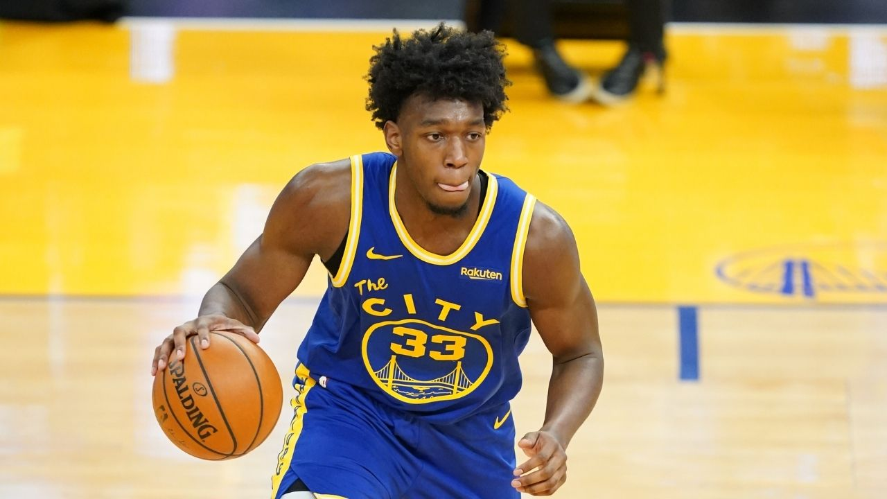 """""""The Warriors are better off without James Wiseman on the floor"""": An astonishing stat shows how the Warriors have been performing better without their star rookie"""