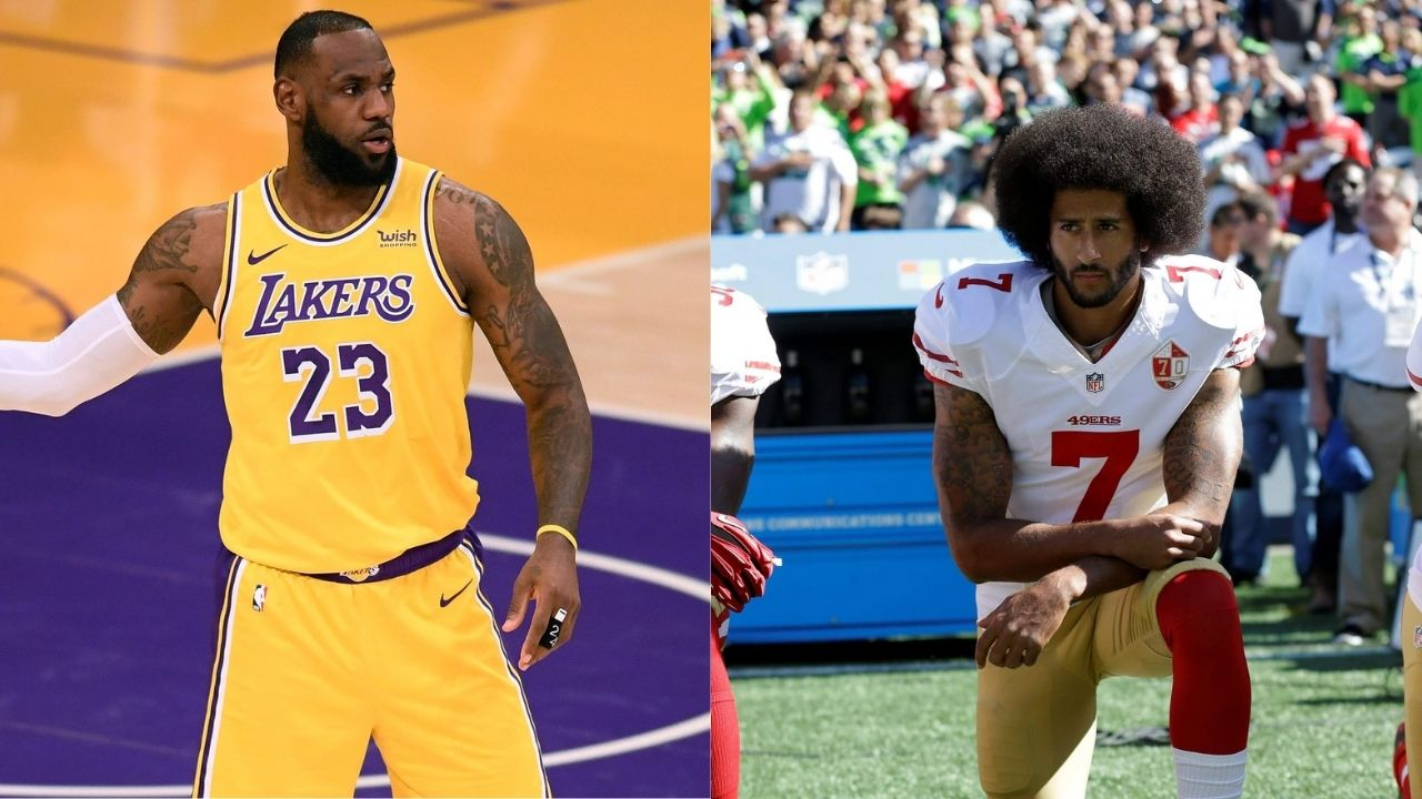 """""""LeBron James, Colin Kaepernick Impacted Derek Chauvin's Verdict"""": Skip Bayless Reacts To Importance Of Powerful Los Angeles Lakers Superstar & Kaepernick's Social Justice Stand In Chauvin's Guilty Conviction"""