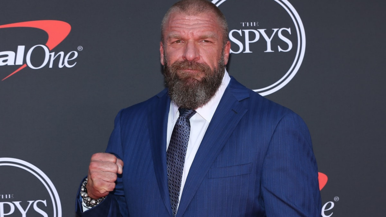 Triple H explains why WWE Superstars are not called wrestlers