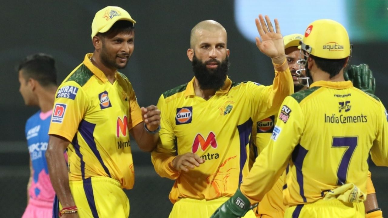 CSK vs RR Man of the Match today: Who was awarded the Man of the Match in Super Kings vs Royals IPL 2021 match?