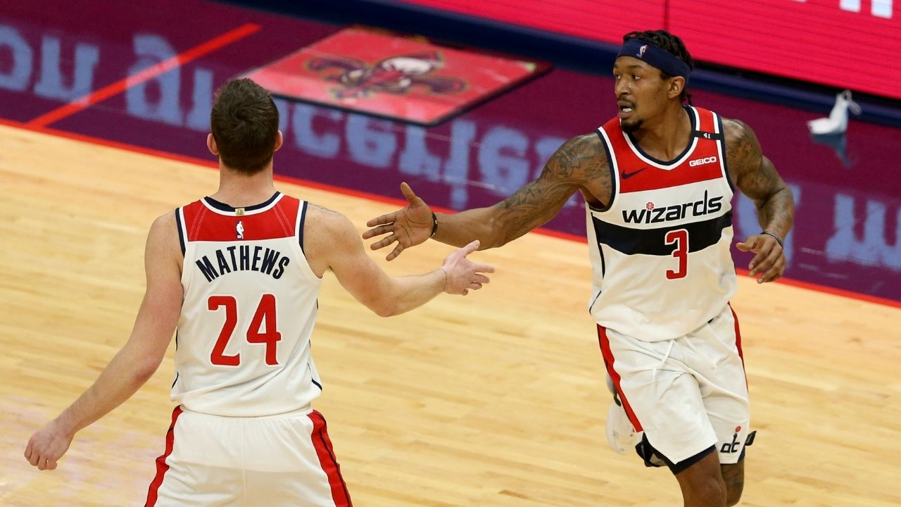 """""""Bradley Beal has an influence over the Wizards like LeBron James with the Lakers"""": NBA Insider details the relationship between the league's leading scorer and his front office"""