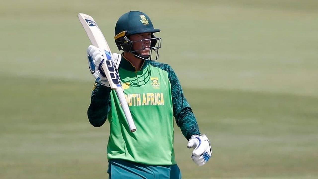 Ben Stokes replacement: Rassie van der Dussen to represent Rajasthan Royals in IPL 2021