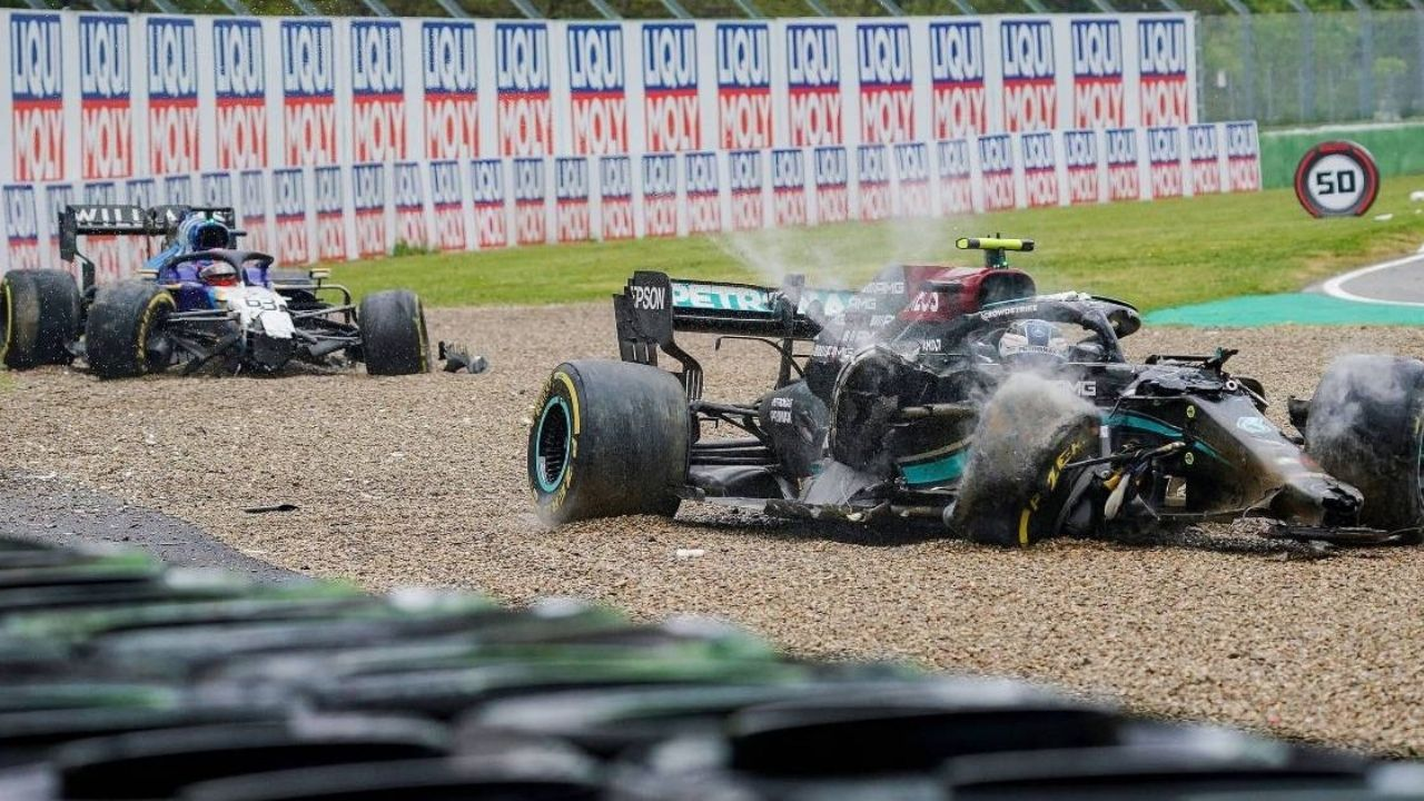 """""""Most of the drivers I spoke with said that the fault was with Russell""""– Ex-F1 driver on famous Imola crash"""