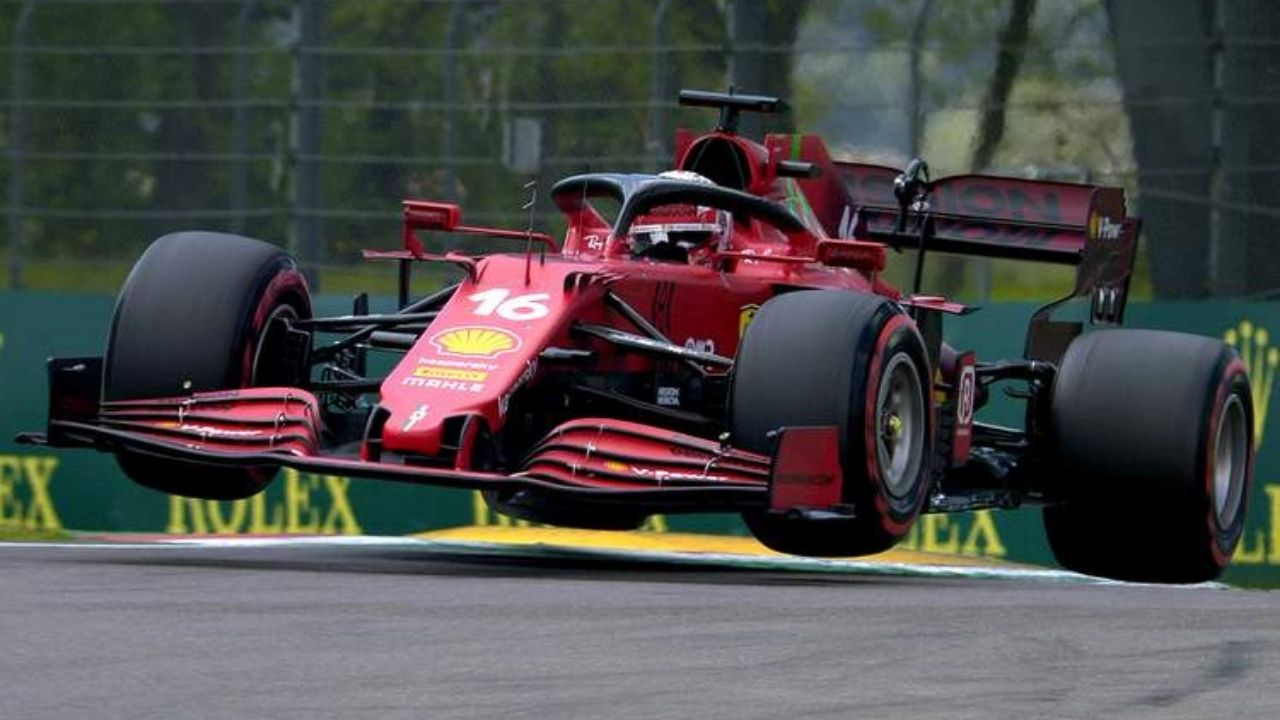 """""""I am sure the good days are soon to come""""- Charles Leclerc"""
