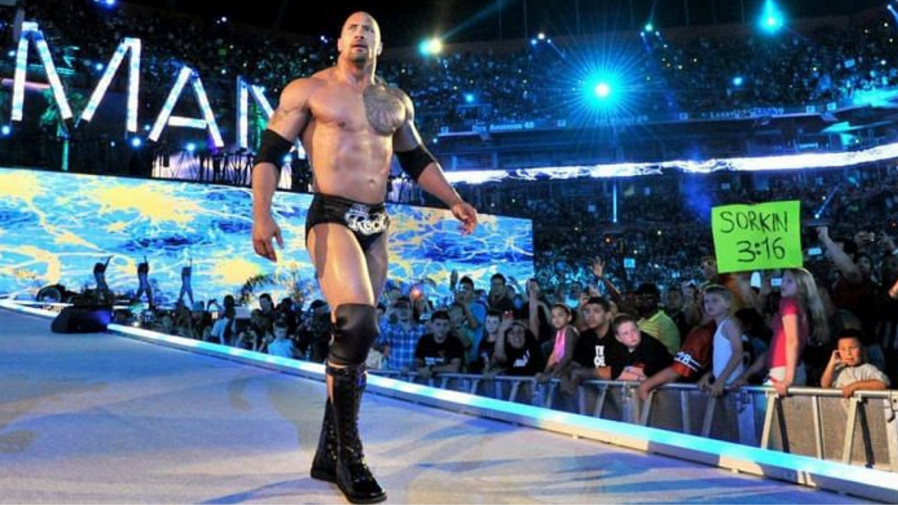 WWE Stars did not want the Rock to return and main event Wrestlemania