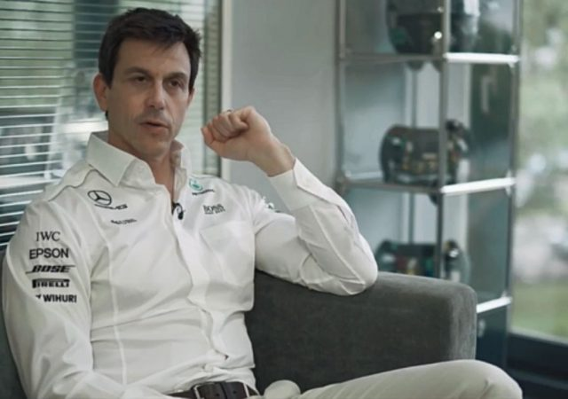 """""""It didn't look like a Formula 1 team at all""""– Toto Wolff on Mercedes"""