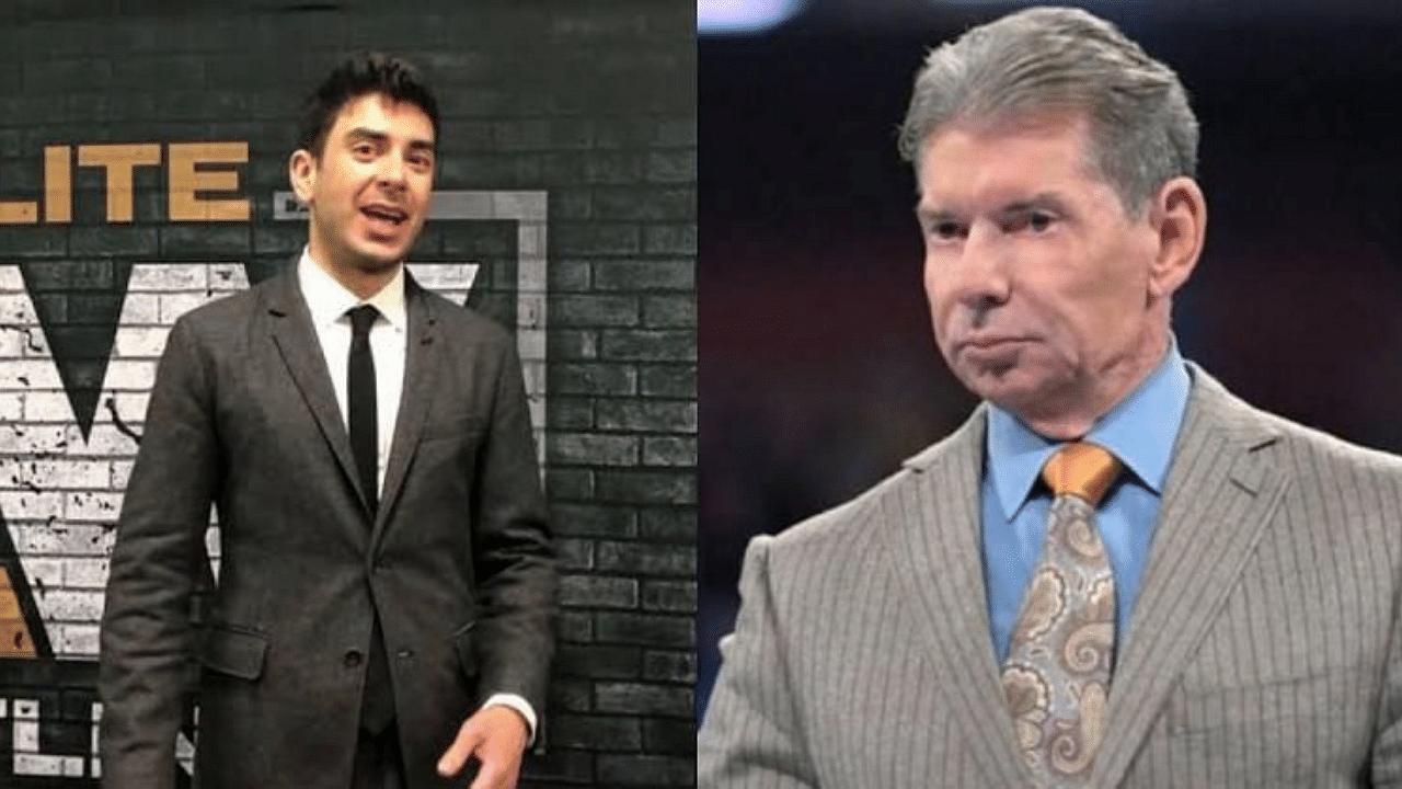 Chris Jericho compares Tony Khan and Vince McMahon's leadership