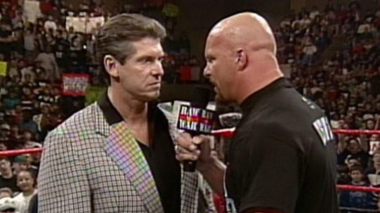 Stone Cold discusses outing Vince McMahon as owner of WWE