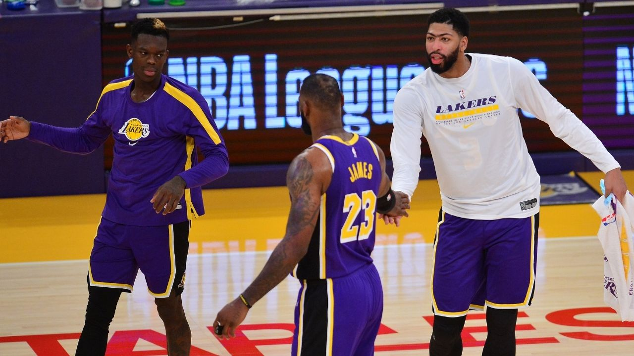 """""""When LeBron James comes back we're having a conversation"""": Lakers star calls for his teammates to improve their offense and chemistry"""