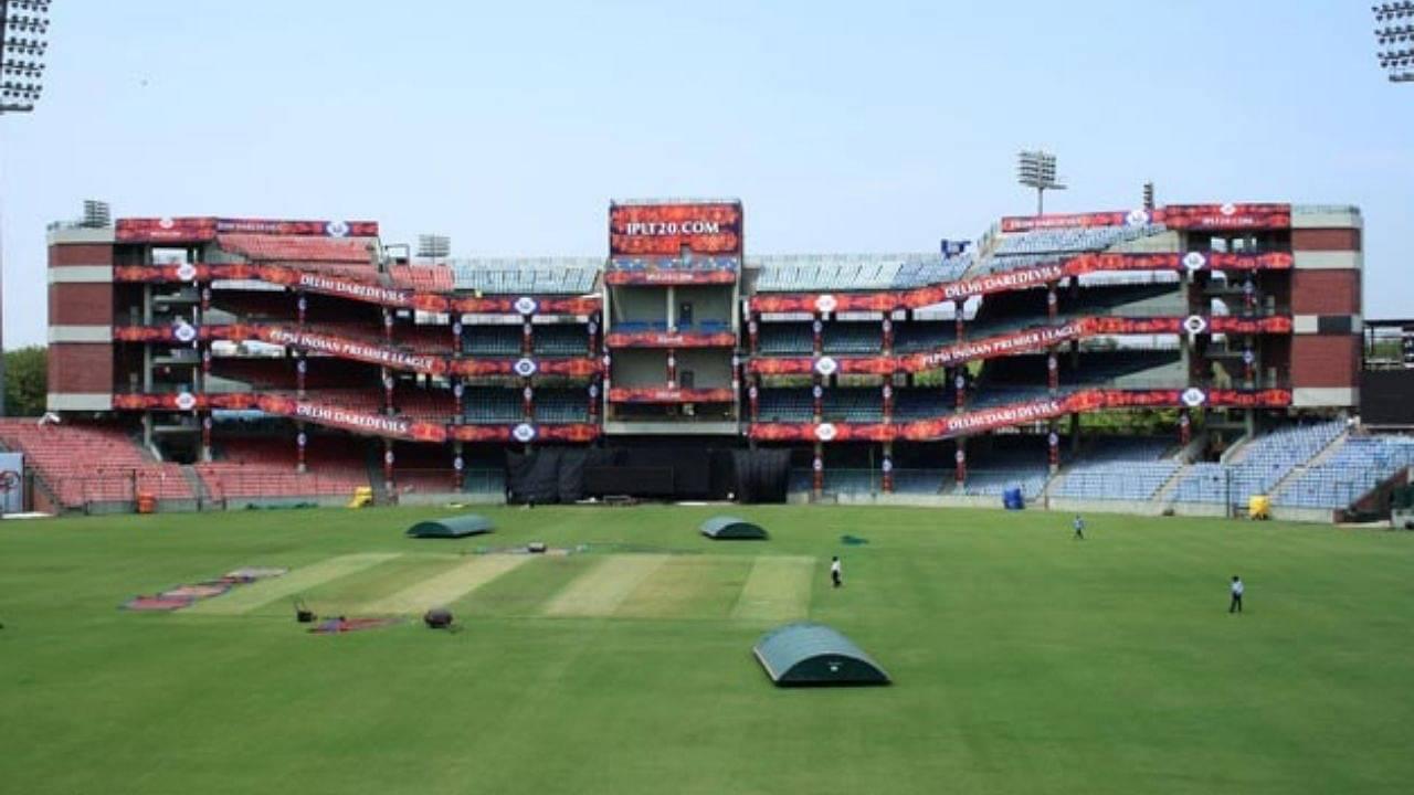 Feroz Shah Kotla IPL records: Who has scored the most IPL runs in Arun Jaitley Stadium?
