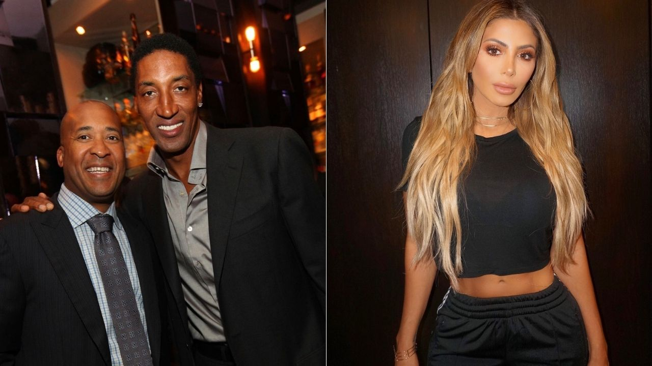 """""""Antron Pippen, you're forever in our thoughts"""": Scottie and Larsa Pippen mourn the death of Scottie's first-born son due to chronic asthma issues"""