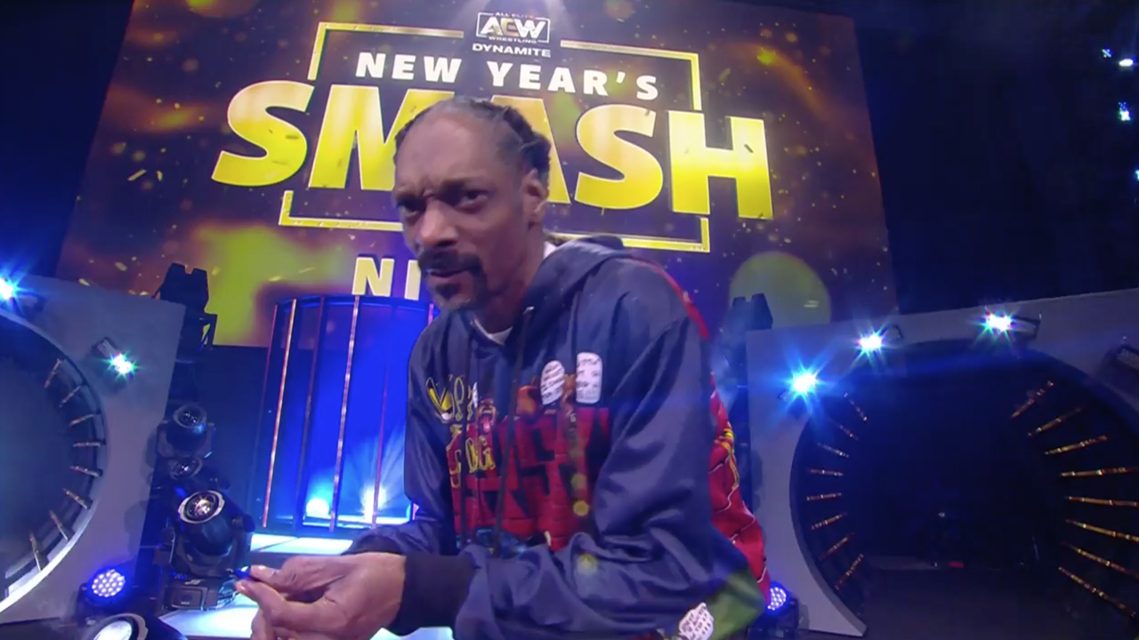 Snoop Dogg says WWE was not happy with his appearance on AEW