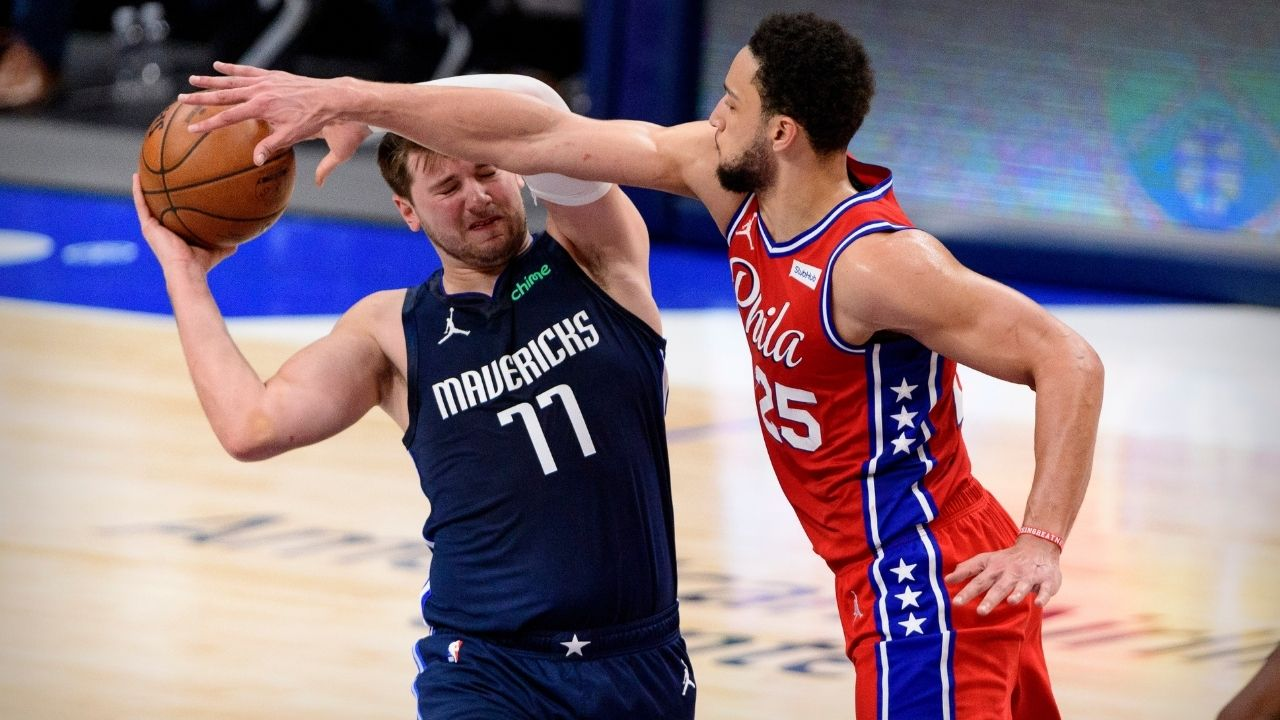"""""""If I was doing something wrong, we wouldn't be first in the East"""": Sixers All-Star Ben Simmons vents his frustrations towards haters criticizing him"""