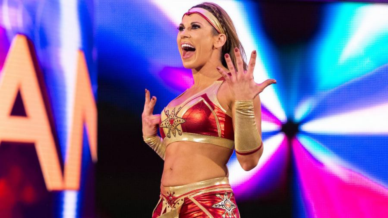 Possible reason why Mickie James was released by WWE