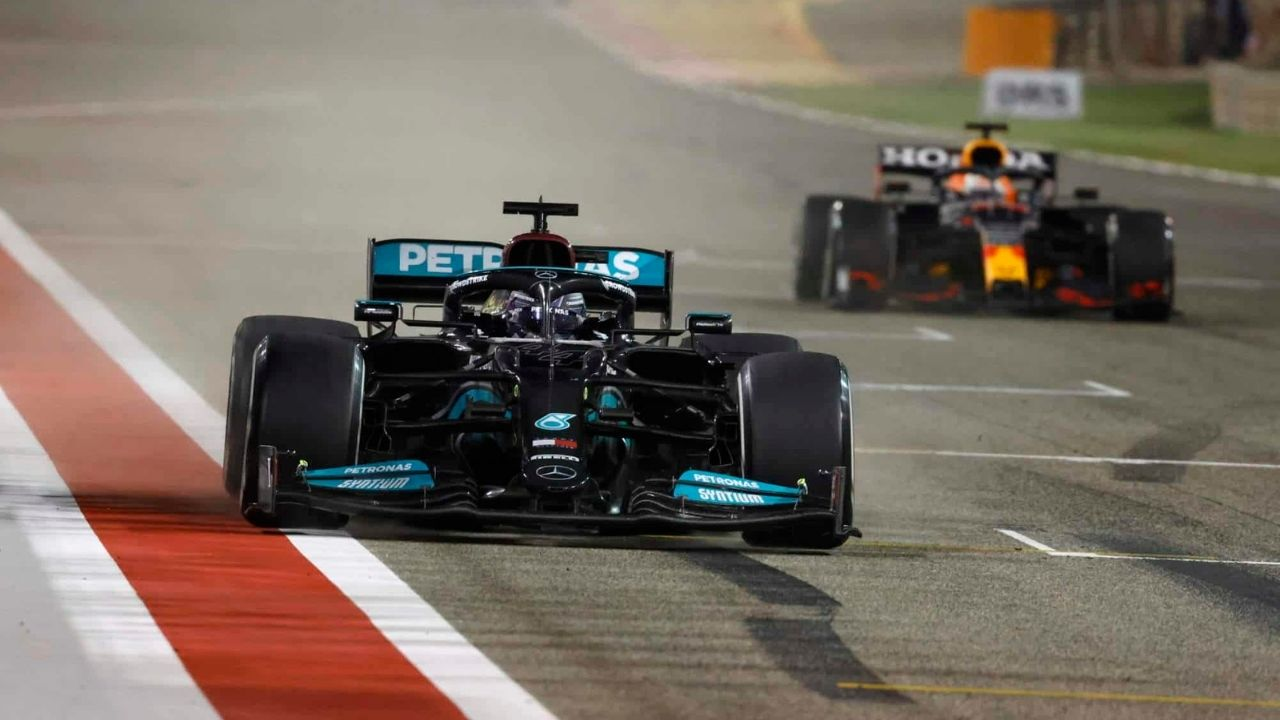 """""""Yeah, excited for the battle""""- Lewis Hamilton and Max Verstappen relish for intense combat"""