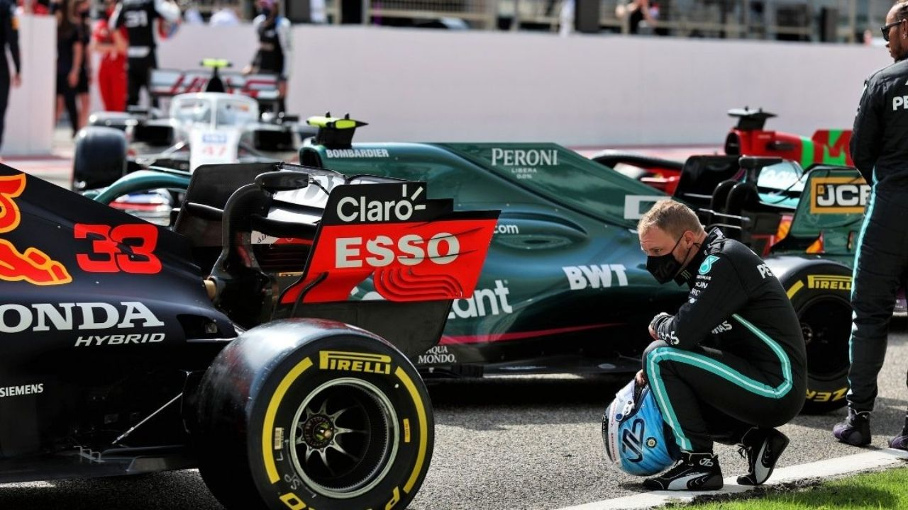 """""""If we can get the balance right""""- Valtteri Bottas reveals the mantra to beat Red Bull"""