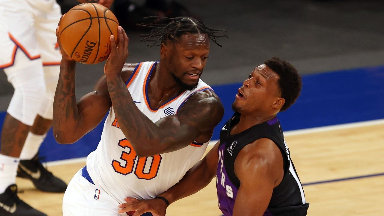"""""""Kobe Bryant advised me always to get extra reps wherever I go"""": Julius Randle reveals how many unseen hours he's put in as motivation from the Lakers legend"""