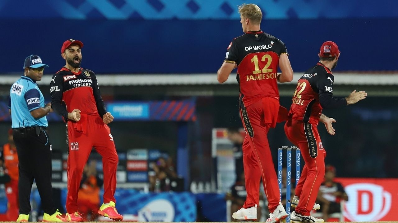 Man of the Match RCB vs RR today: Who was awarded Man of the Match in Royal Challengers vs Royals IPL 2021 match?