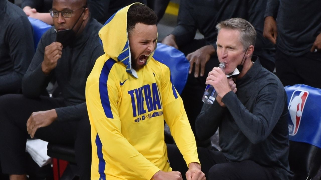 """""""Stephen Curry is the greatest shooter of all time - regular season"""": Skip Bayless sneakily disses Warriors legend for his playoff performances despite his 47-point night against Boston"""