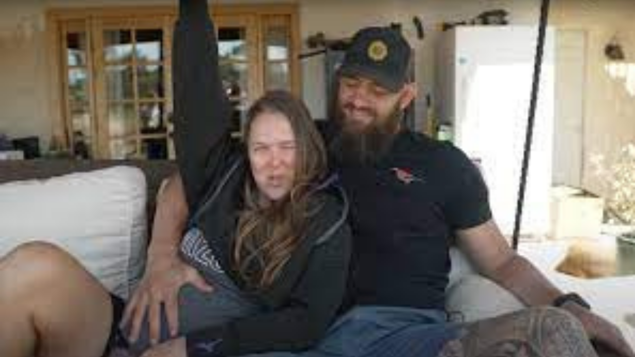Ronda Rousey announces pregnancy and due date to the world