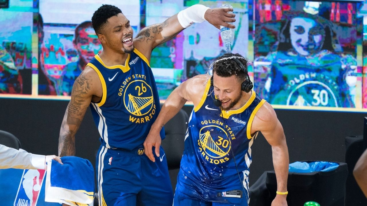 """""""I like this play-in tournament"""": Warriors' Stephen Curry throws his weight behind this year's revamped playoff format"""