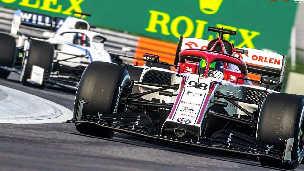 """It's very close"" - Williams keen to overtake Alfa Romeo this season"
