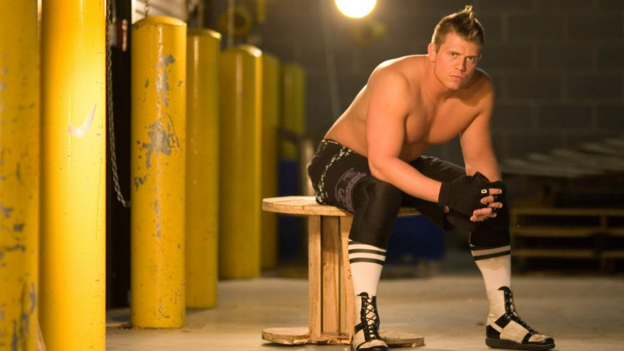 The Miz reveals why he was kicked out of the locker room early on in his WWE career