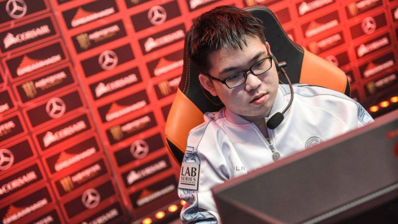 """""""Emo is the next big chinese superstar"""", Ex EG Mid Sumail hailed IG emo as one of the best future dota 2 player in 2018"""