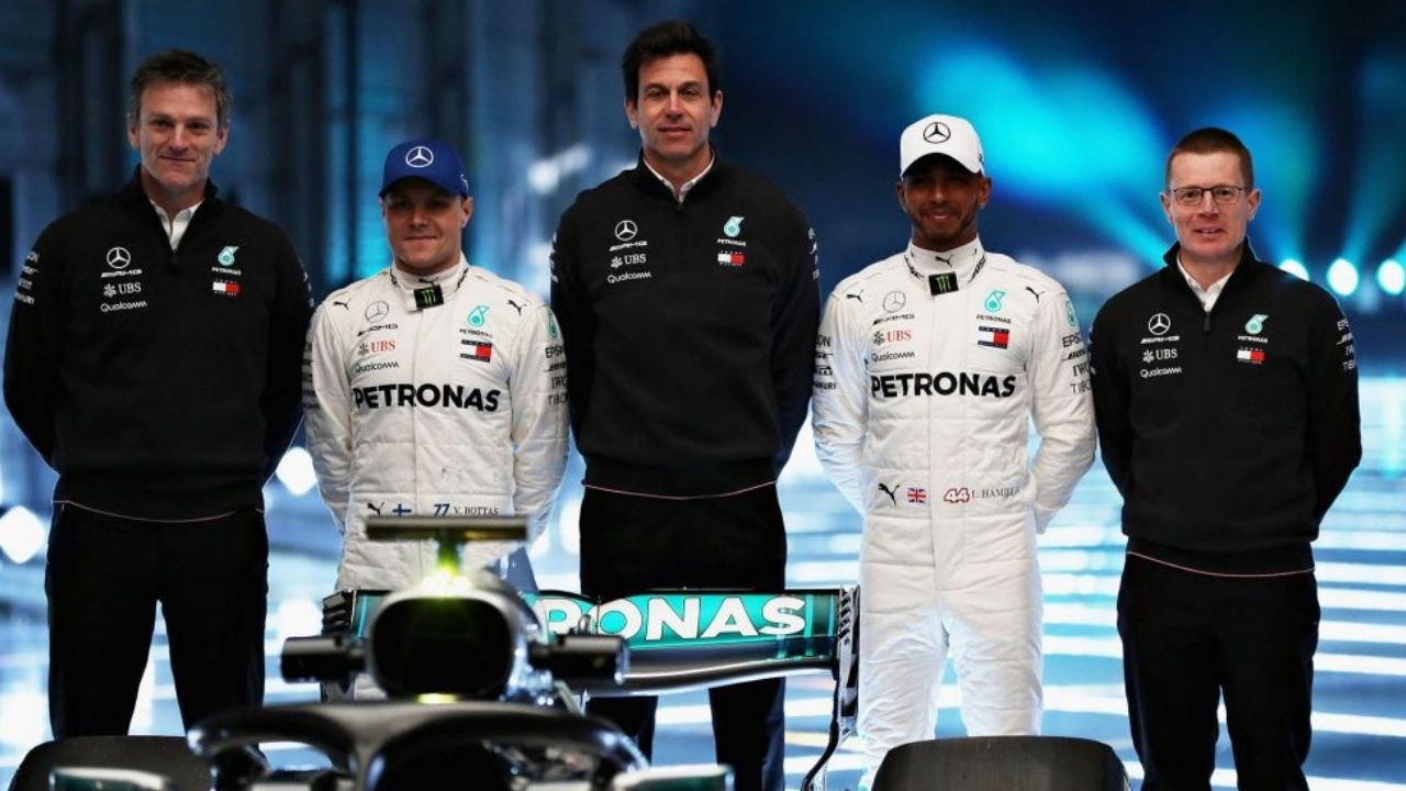 """""""We still have much to achieve together"""" - Toto Wolff 'welcomes' new CTO James Allison to Mercedes F1"""