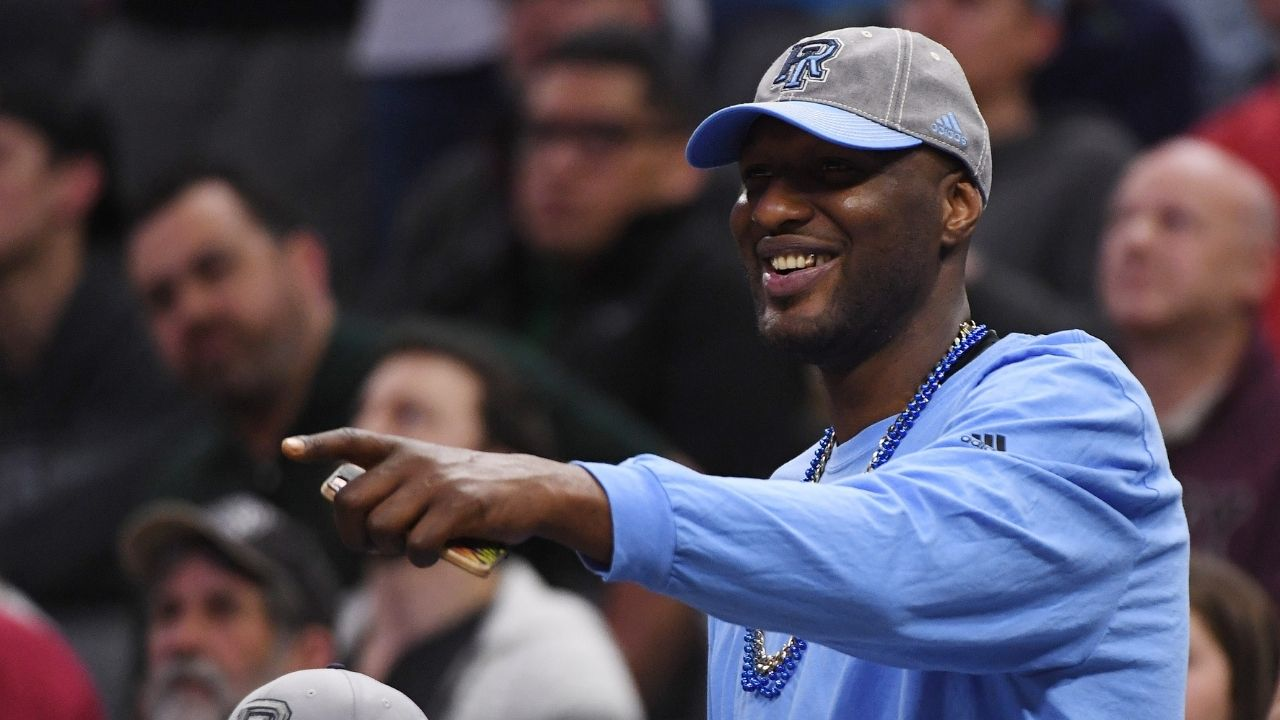 """I had to check their temperatures and make sure they were cool"": Lamar Odom reveals an altercation anecdote between Lakers legend Kobe Bryant and rapper Master P"