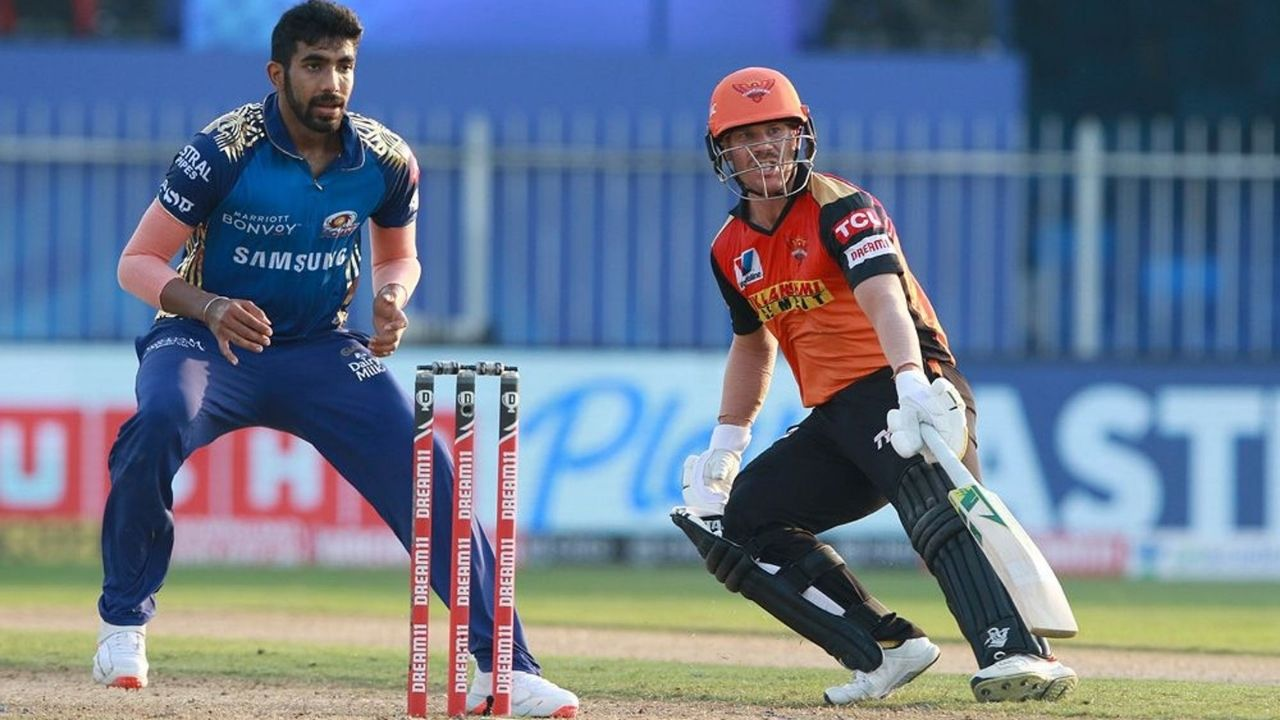 MI vs SRH Head to Head Records | Mumbai Indians vs Sunrisers Hyderabad H2H Stats | IPL 2021 Match 9