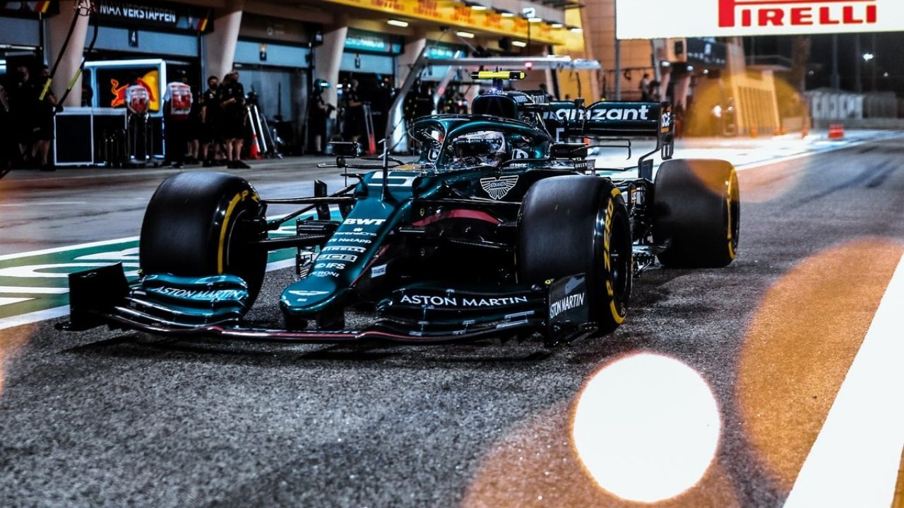 """It was pointed out last year by the low-rake runners""– Aston Martin on new floor regulation struggles"