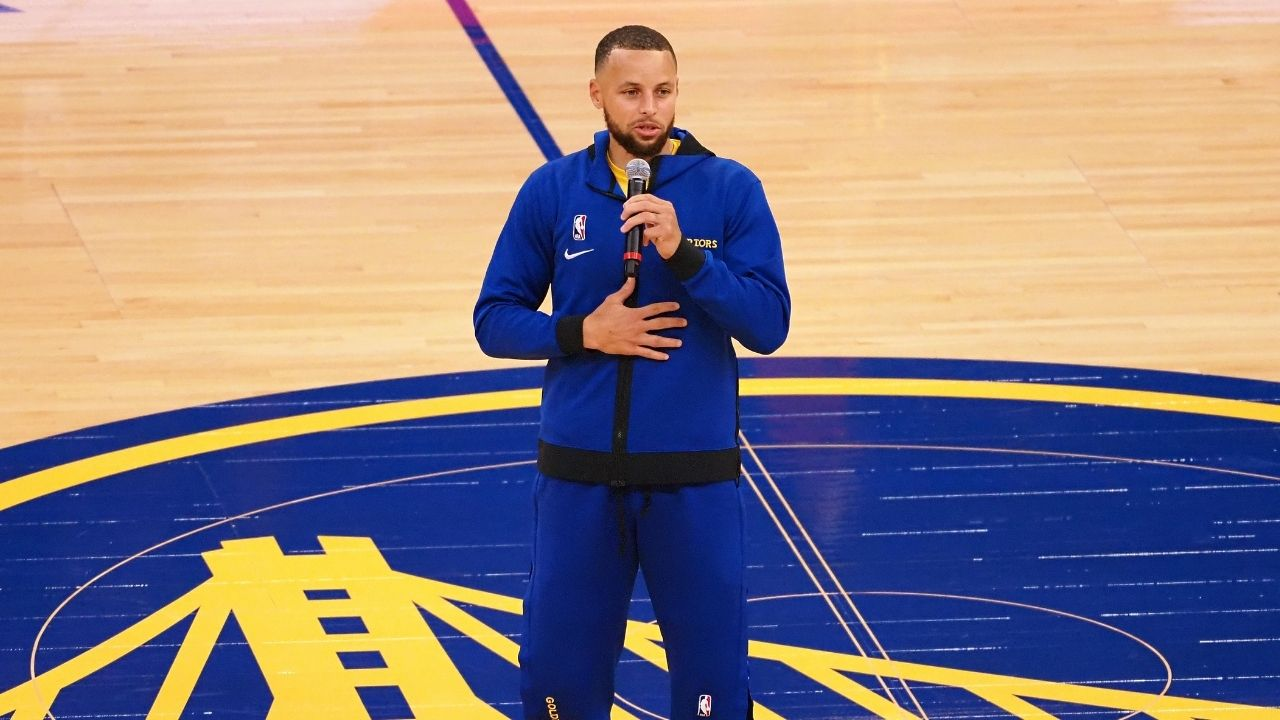 """""""Stephen Curry has surpassed his MVP season"""": Miami Heat sharpshooter Duncan Robinson campaigns for the Warriors superstar to win his 3rd MVP"""