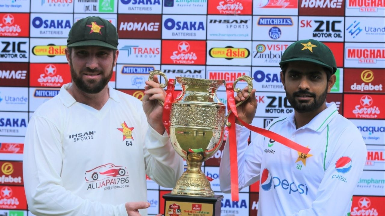 Zimbabwe vs Pakistan 1st Test Live Telecast Channel in India and Pakistan: When and where to watch ZIM vs PAK Harare Test?