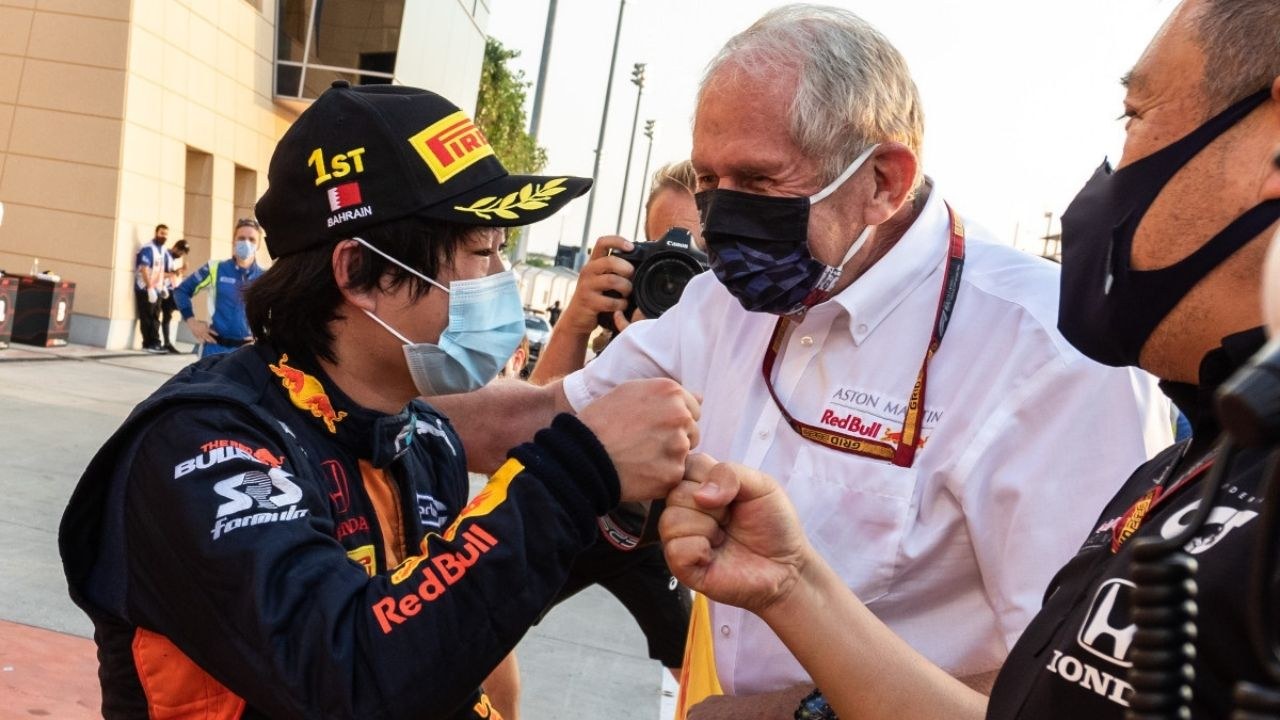 """""""We have an incredible rough diamond""""– Helmut Marko on Red Bull's highly-rated prospect"""