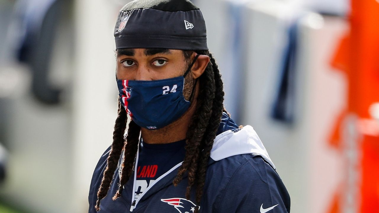 Will Stephen Gilmore stay at Patriots : CB Stephon Gilmore uncertain about his long term future at the New England Patriots