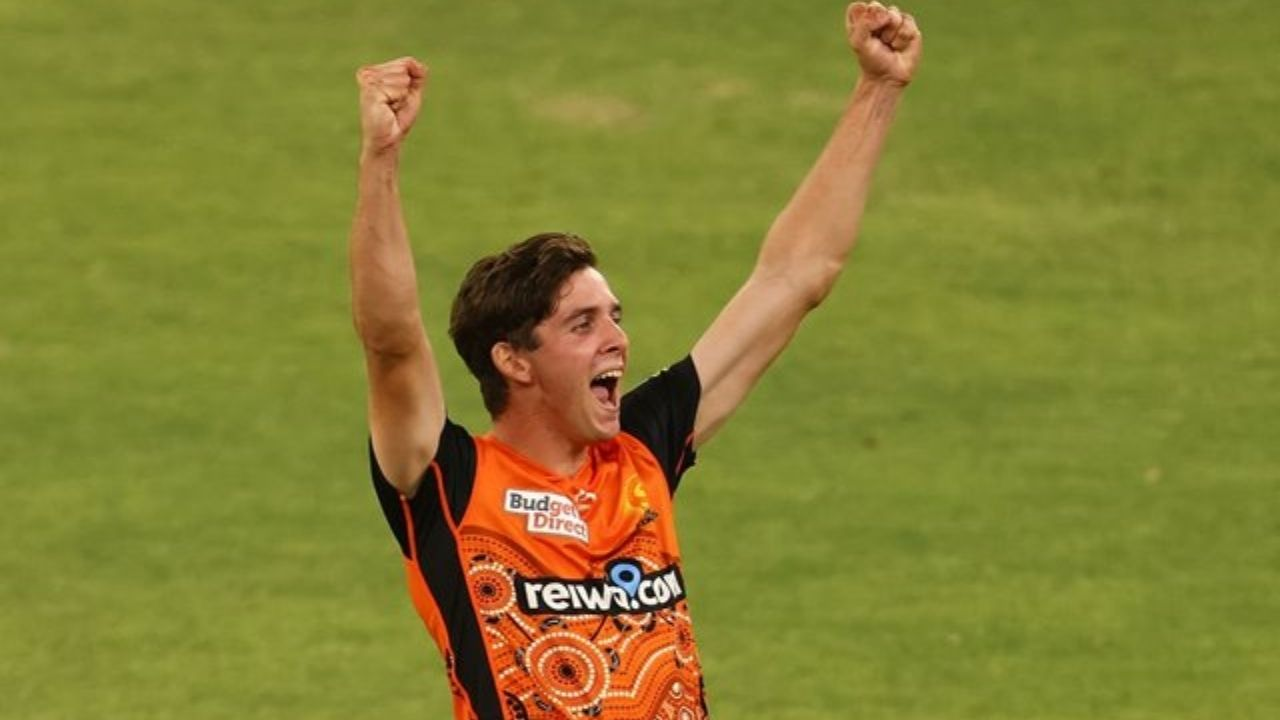 R Meredith cricketer: Have Meredith and Jhye Richardson played the IPL in the past?