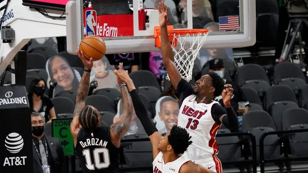 """""""Bam Adebayo is one of the most unique defenders in the league"""": Erik Spoelstra campaigns for the Heat star's DPOY considerations"""