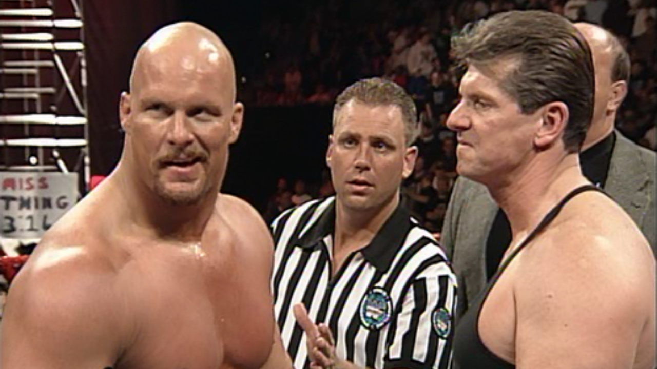 Vince McMahon reveals his first impression of Stone Cold Steve Austin