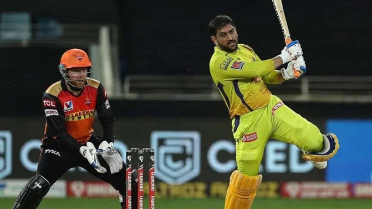 CSK vs SRH Head to Head Records | Chennai Super Kings vs Sunrisers Hyderabad H2H Stats | IPL 2021 Match 23