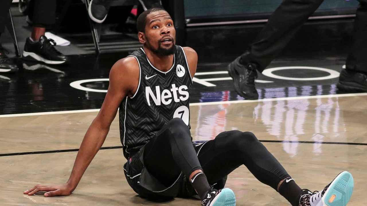 """""""Kevin Durant proves once again he is the best player on the planet"""": Skip Bayless gushes about the Nets star after their win over CP3's Suns"""