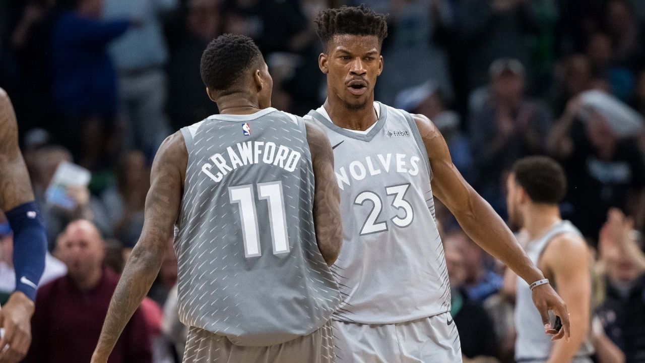 """Jimmy Butler had his Rolex on when he was beating the Timberwolves first team"": Jamal Crawford adds to the legend of how the Heat star forced a trade from Minneapolis"