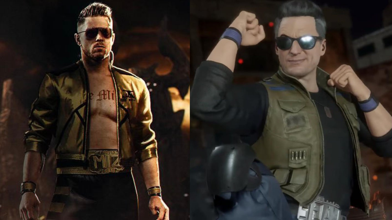 Mortal Kombat Co-Creator responds to Miz wanting to be cast as Johnny Cage