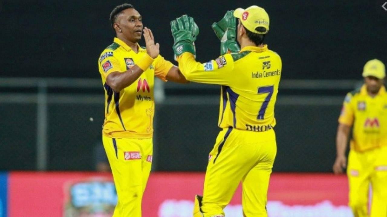 L Ngidi IPL 2021: Why is DJ Bravo not playing today's match vs KKR?