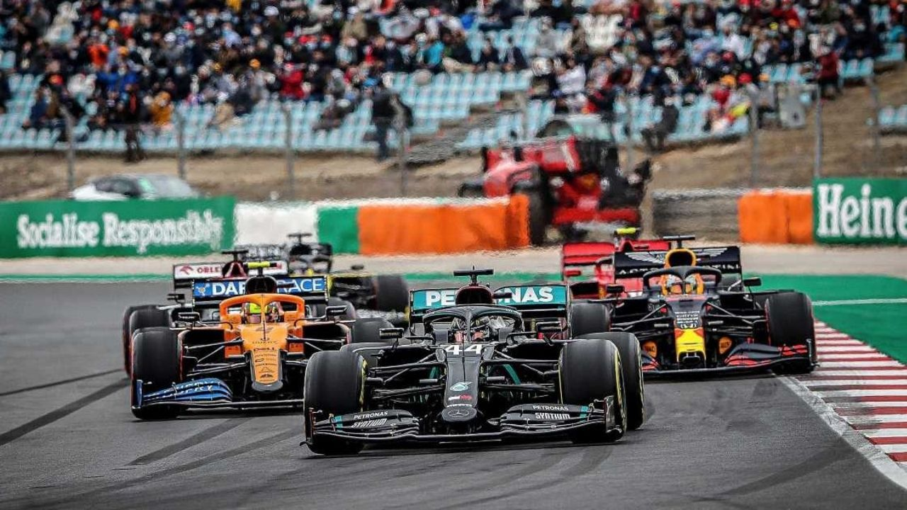 """""""Didn't expect we could be so close to Mercedes""""– McLaren boss"""