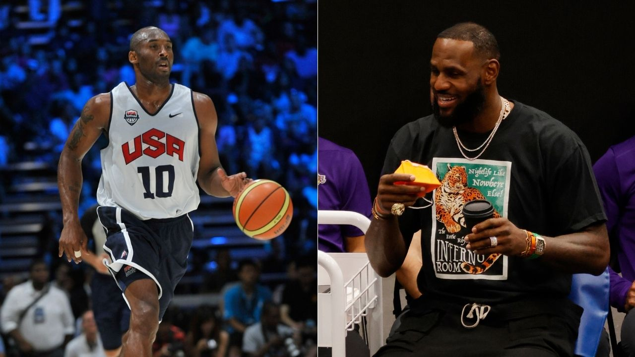 """""""I'd beat LeBron James in my sleep"""": When Kobe Bryant revealed how he could beat the current Lakers superstar in a one-on-one matchup"""