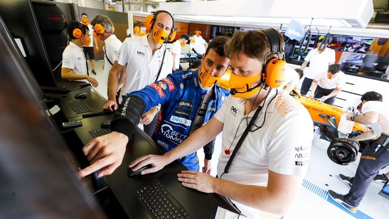 """""""Question of another couple of races""""– Andreas Seidl predicts when will Daniel Ricciardo be comfortable in McLaren"""
