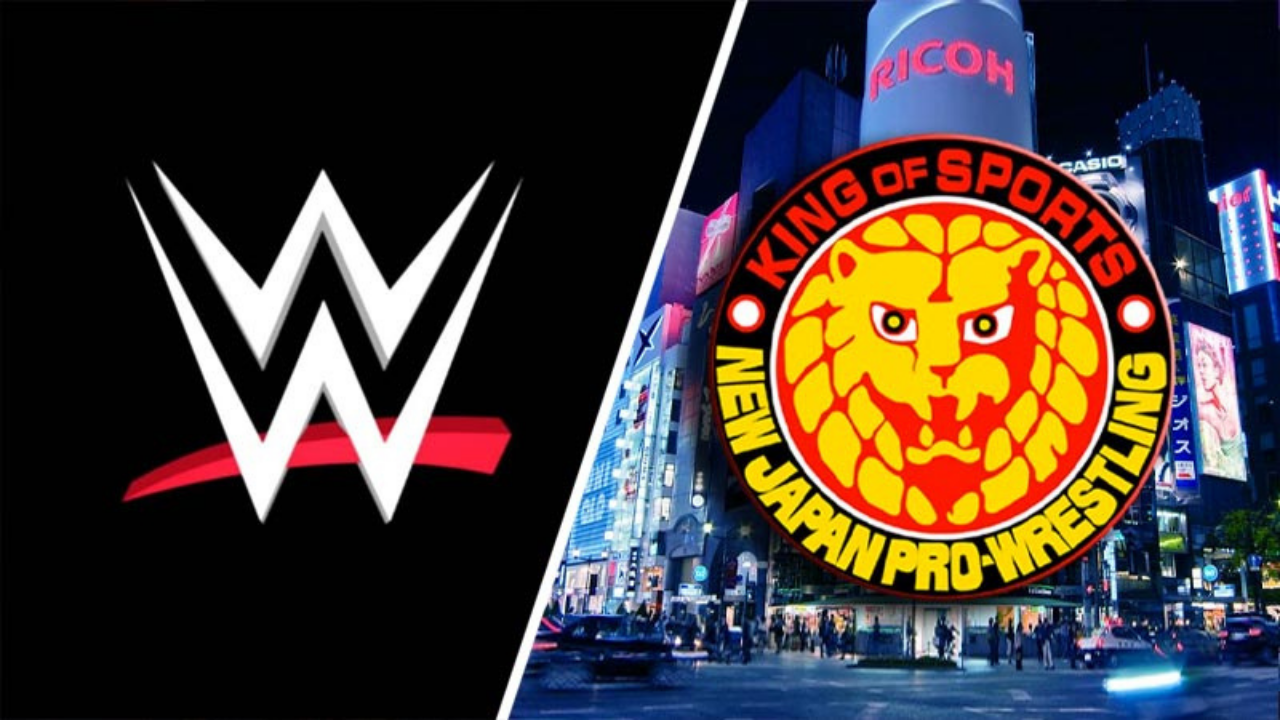 WWE in talks with New Japan Pro Wrestling about being exclusive American partner
